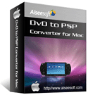 DVD to PSP Converter for Mac