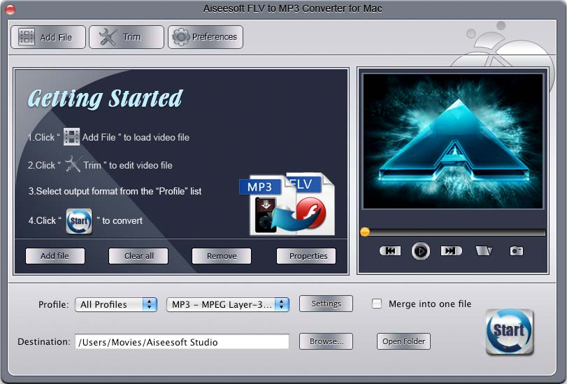 See more of Aiseesoft Flv to Mp3 Converter for Mac