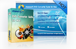DVD Converter Suite for Mac