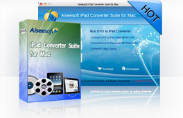 iPad Converter Suite for Mac