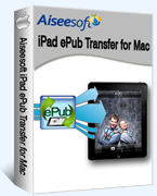 iPad ePub Transfer for Mac