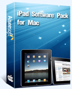 iPad Software Pack for Mac